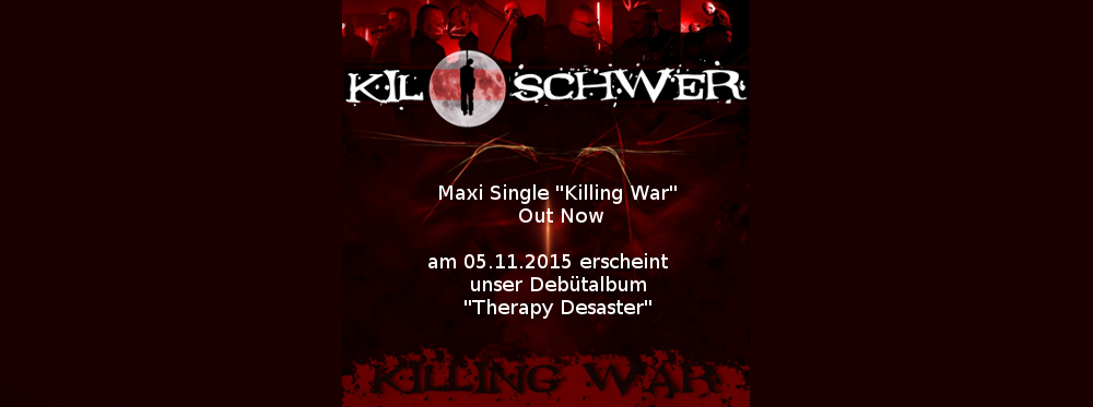 Killing War - Maxi Single